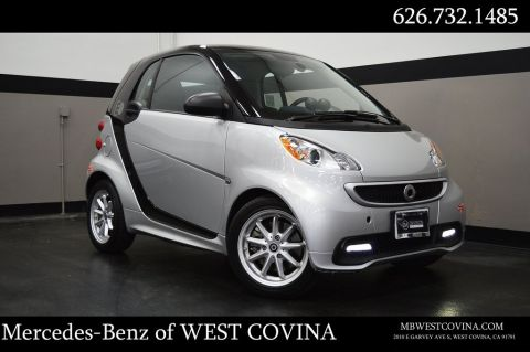Pre-Owned 2016 smart Fortwo electric drive Passion
